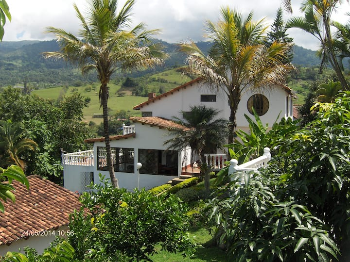 Colombia, Silvania - Casa Campestre - Ferienhaus