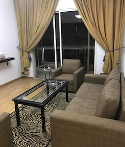Spacious Living, Bedroom & Balcony - Beirut - 公寓