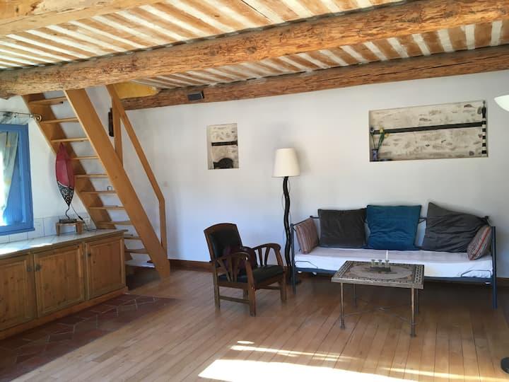 Duplex Terrasse au coeur de la Provence