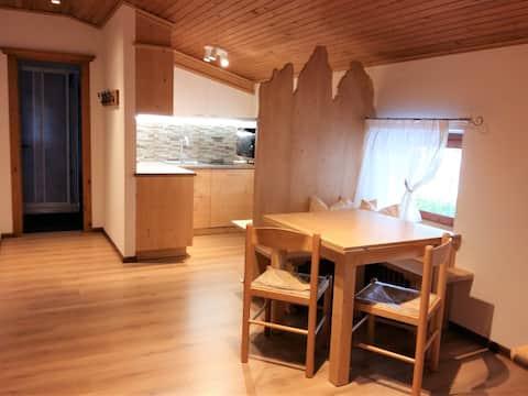 La tua casa nelle Dolomiti App. M. Popera