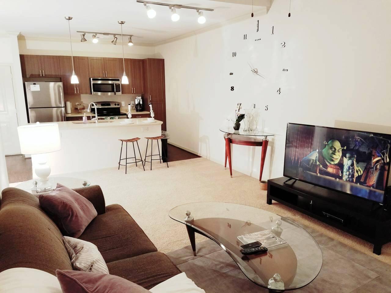 Living & Kitchen Comfort