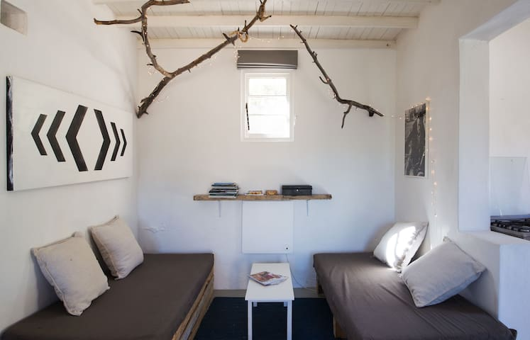 Designers Cottage on Table Mountain