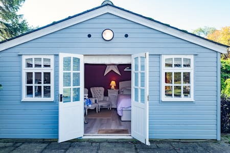 Cosy & Luxurious Cabin Near Lewes and South Downs - Lewes - Cottage