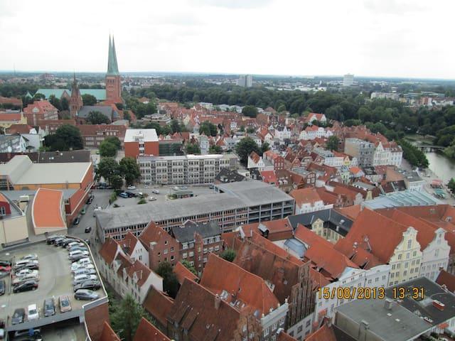 Fewo Maxi - Lübeck - Apto. en complejo residencial