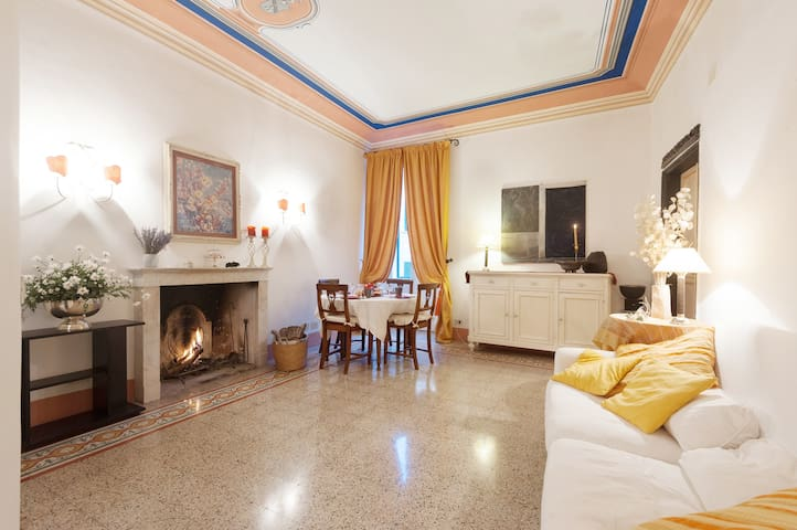 LIGURIA near 5 TERRE  2 ROOMS  4bed - 萊里奇 - 公寓