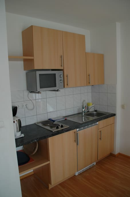 Apartment: Kitchen