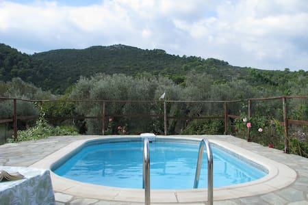 Agravlis country House Skopelos - Stafilos - 独立屋