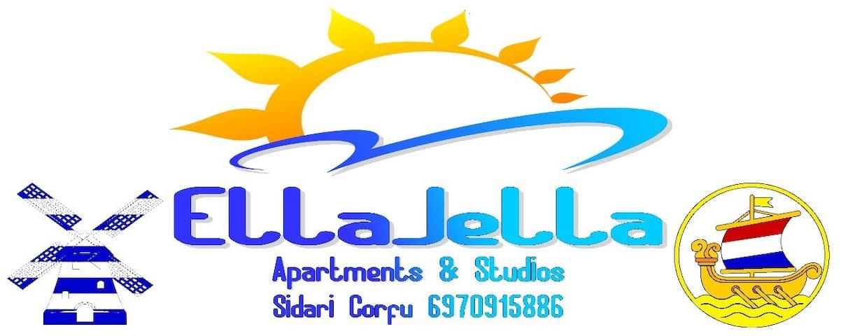 Ella Jella Logo