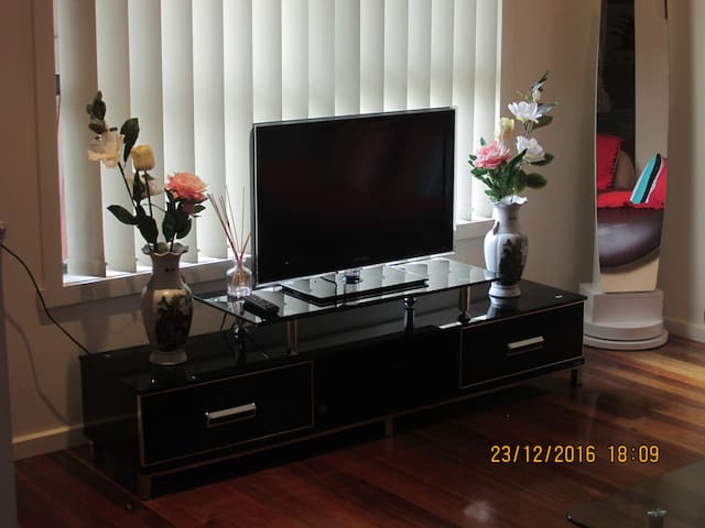 Front lounge room