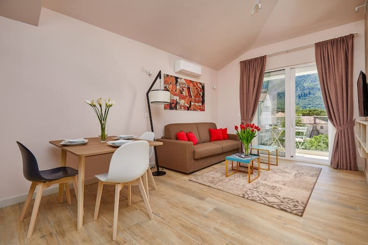 MaisonW-Lux center ap.with private outdoor pool