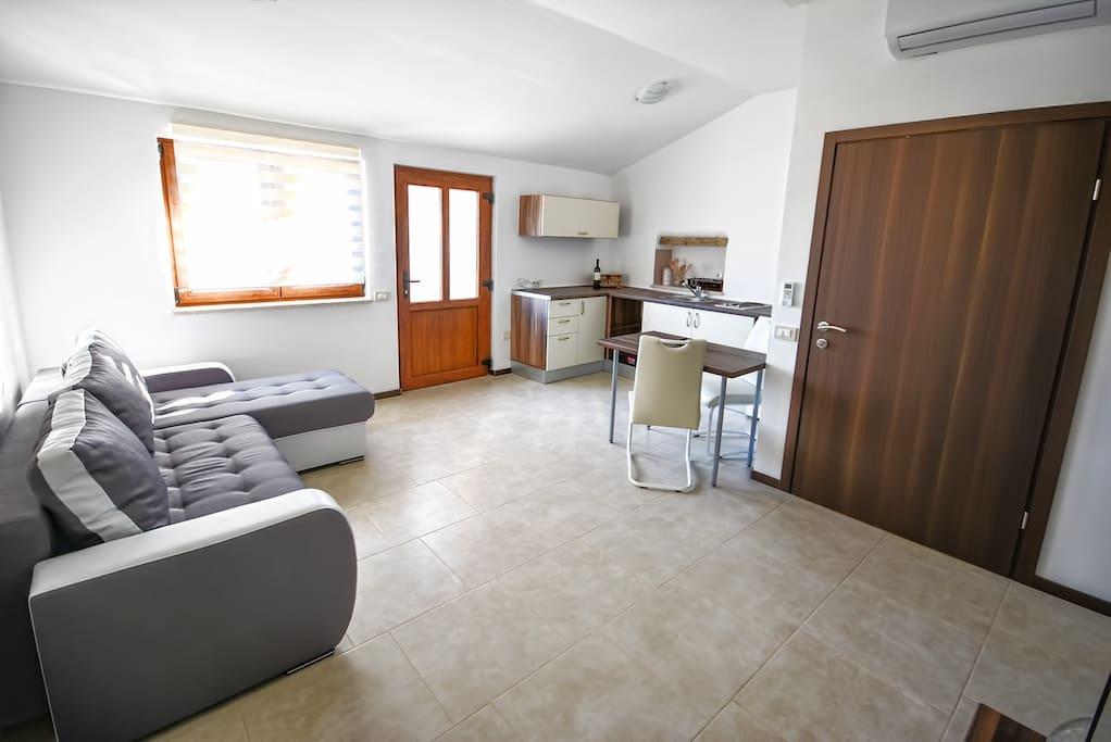 Bertetic Rovinj vacanze Villa with pool appartemen