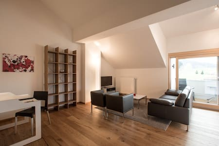 Holiday flat with skipass inclusive - Oberstaufen
