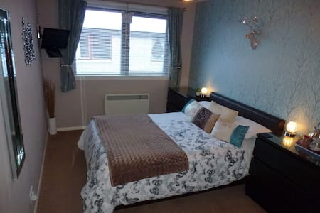 Double room with private bathroom, Carrrbridge - Highland - Inap sarapan