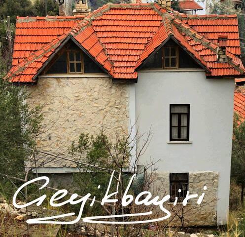 Climbers House/Antalya Geyikbayiri