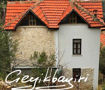 Geyik Bayırı/ Çağlarca' da Dağ Evi - Konyaaltı