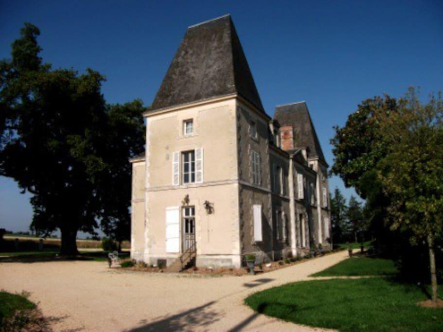 Ch Teau Pr S Du Puy Du Fou Maison D 39 H Tes Louer
