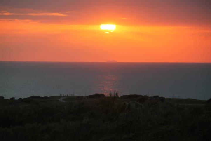 vue exceptionnelle MER Dunes du Golf