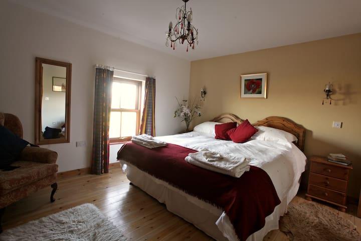 Fuchsia Room (made as double)