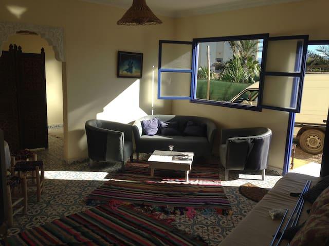 Petite villa meublée en campagne Marrakech
