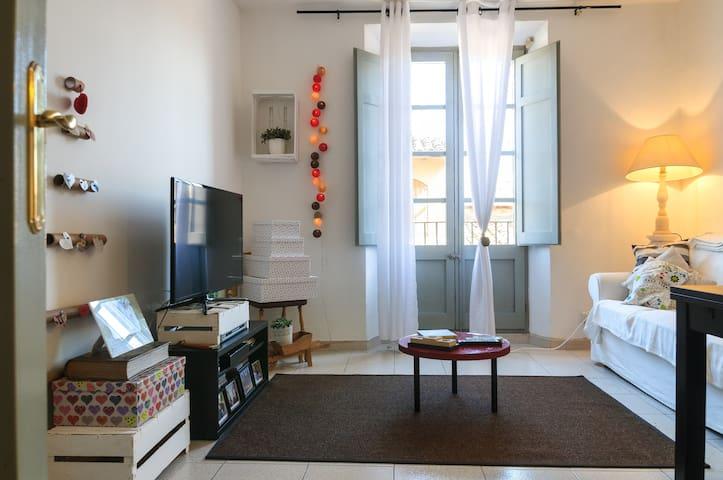 Habitació privada al cor de Vic - Vic - Apartment