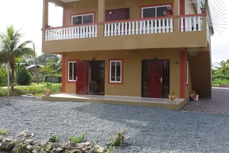 Paramaribo nieuwbouw appartement