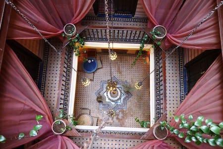 Riad el mess ....lieu d'atmosphère. - Essaouira