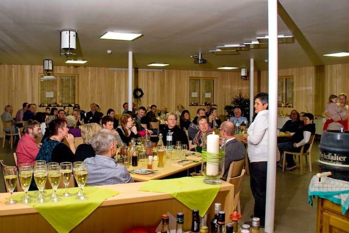 Seminar- und allgemeiner Eventraum - Hittisau - Andre