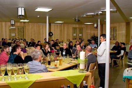 Seminar- und allgemeiner Eventraum - Hittisau - Jiné
