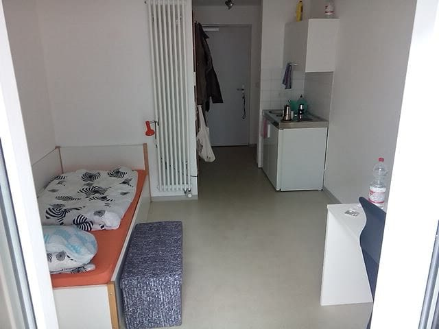 Tiny appartment in city center - Ingolstadt - Departamento