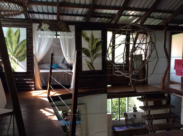 Small bedroom for 1 or 2 in Manzanillo