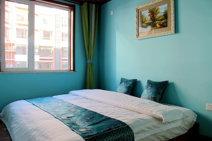 可凡之家· 地中海3卧A套(3卧2卫2厅118平米) - Beijing - Apartment