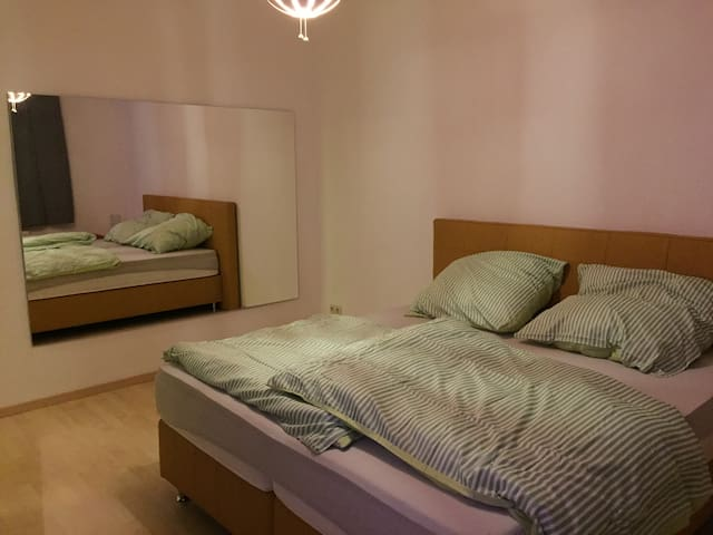 Romantisches Apartment im Szeneviertel Neustadt