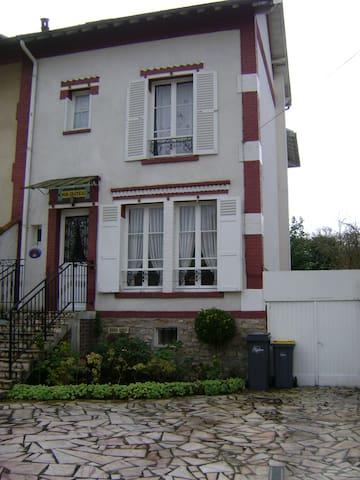 """Villa """"Mon château"""" - Écouen - Haus"""