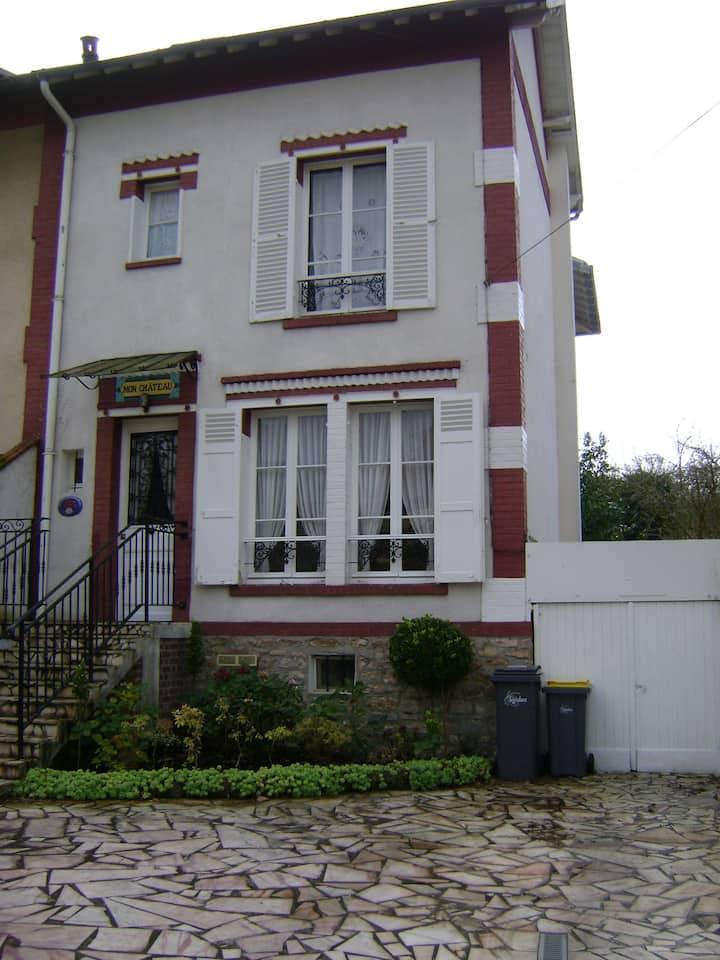 """Villa """"Mon château"""""""