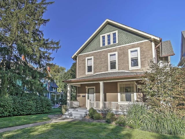 New Spacious Historic Woodruff Place Downtown Indy - Indianapolis - House