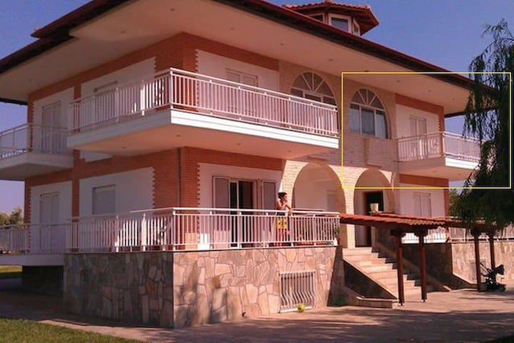"Fourka - 2 Bedrooms Appartement ""Dimitrios"" - Chalkidiki"