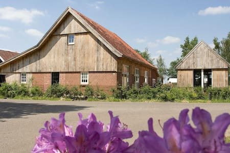 B&B Erve Fakkert Uniek in Twente - Rossum