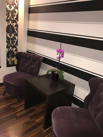 Уютная и чистая квартира на Оболони - Kijów - Apartament