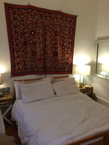 Cozy Apartment for 2 on Willy St. - Madison - Apartamento