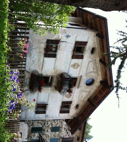 Ca' Tiziani - Dolomiti Bellunesi - Forno di Zoldo - Casa