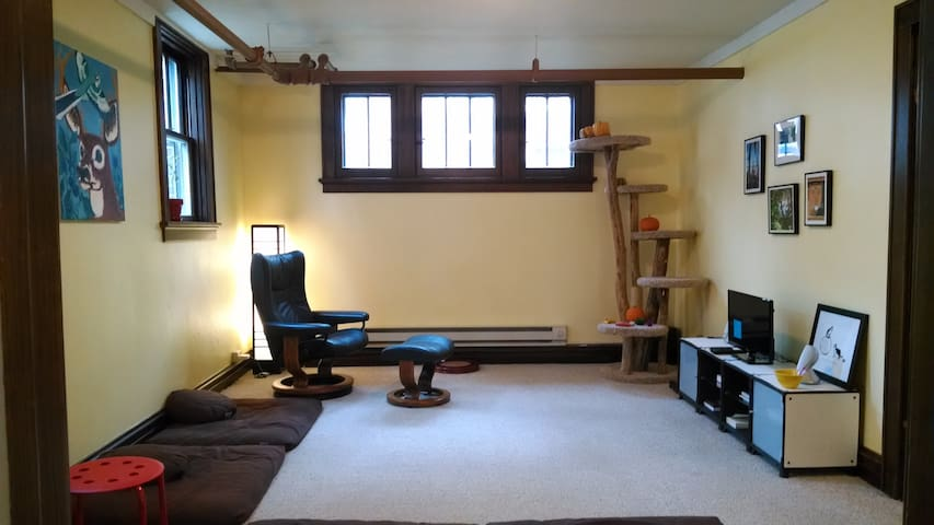 Cozy apartment near UW and downtown - Madison - Appartamento