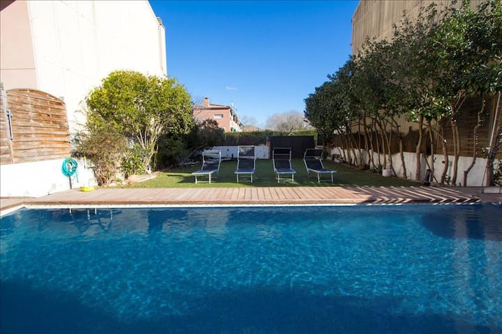 Catalunya Casas: Villa in Tordera for 7 guests, only 6km to the beach!