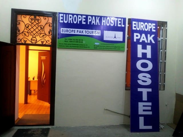 EUROPE PAK HOSTEL  & APARTMENTS