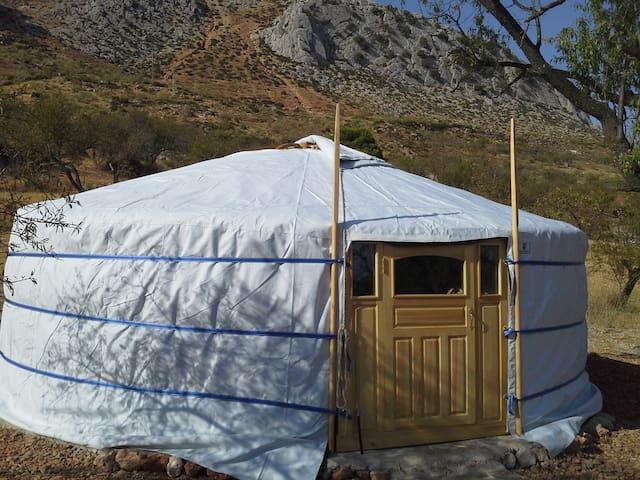 Yurt - El Chorro - ที่พักพร้อมอาหารเช้า