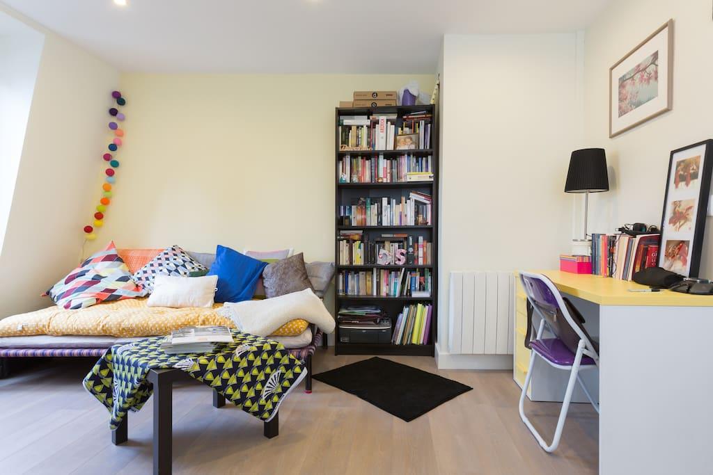 mon petit havre de paix appartements louer puteaux le de france france. Black Bedroom Furniture Sets. Home Design Ideas
