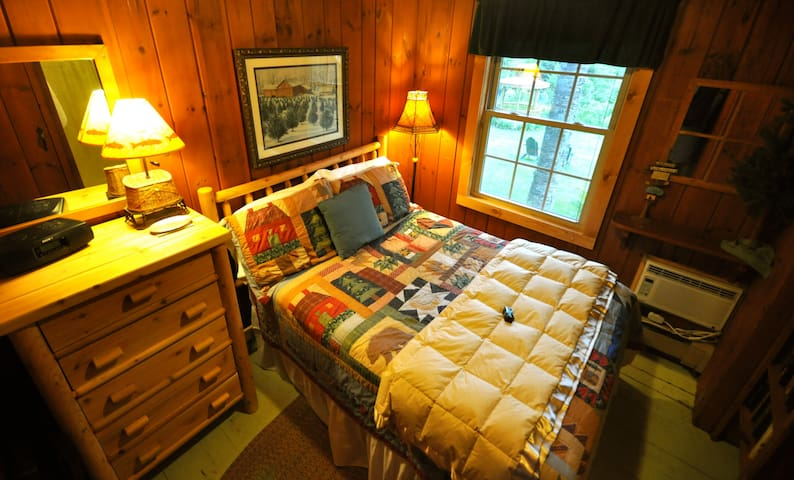 Spruce Room with Double Bed, Bath, Breakfast-Stowe - Stowe - Bed & Breakfast