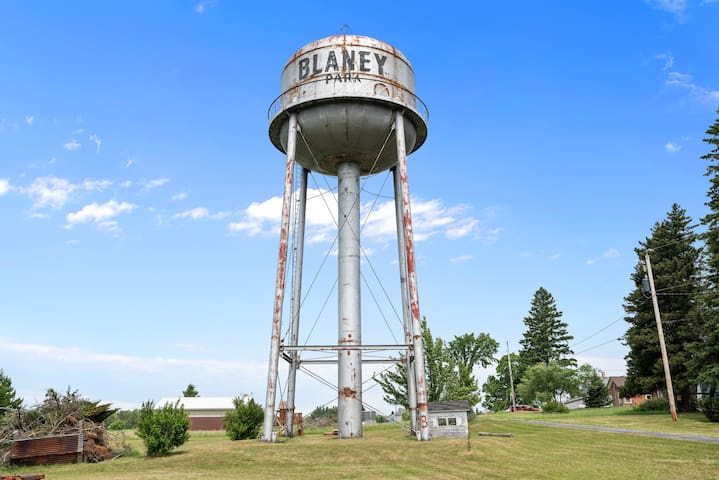 Centrally Located - Historic Blaney Park- Michigan