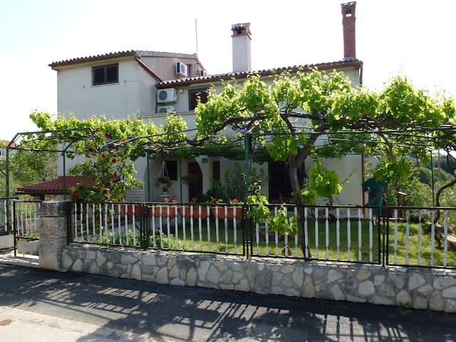 Villa Štinjan - Pula - Hus