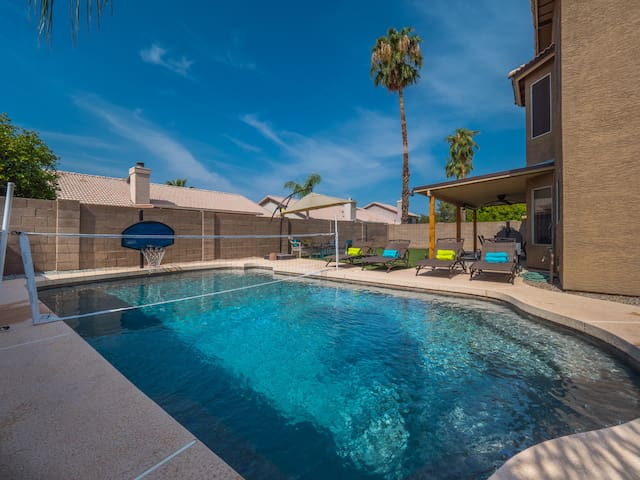 Gilbert Oasis with Heated Pool