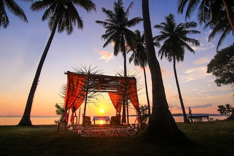 Selayar west coast sunari beach resort family 3